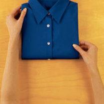 Składanie koszuli