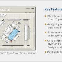 Jordan's Furniture Room Planner