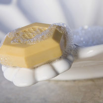 czyszczenie skóry - sposób 1