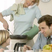 Obiad dla rodziny