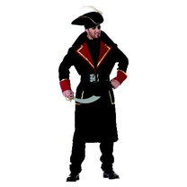 Pirat - kostium na Halloween
