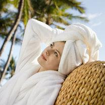 Relaks po saunie