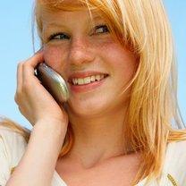 Dzwoniąca dziewczyna