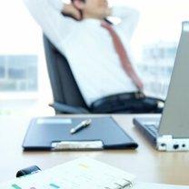 Relaks w pracy - nie daj się zestresować