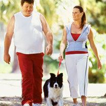 Chodzenie na spacer z psem