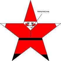 Mikołaj z gwiazdy