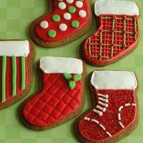 Pierniki bożonarodzeniowe