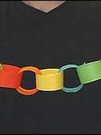 papierowy łańcuch