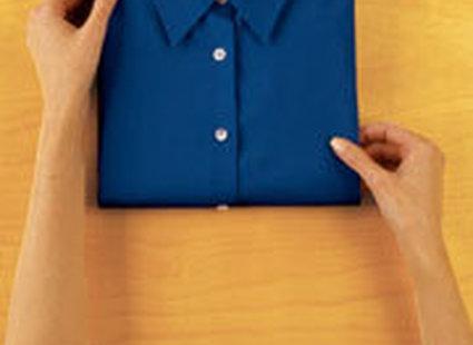 Składanie koszul 4