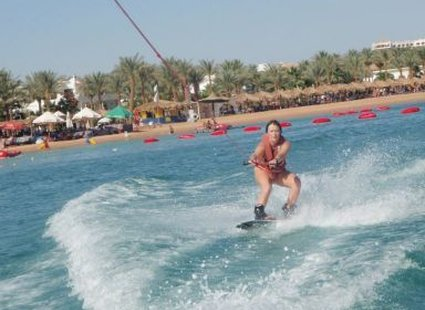 wakeboard Egipt