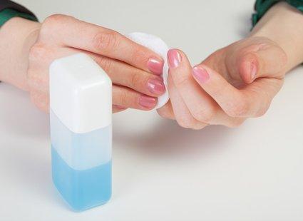 czyszczenie skóry - sposób 5