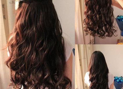 sposoby na puszyste włosy - krok 8