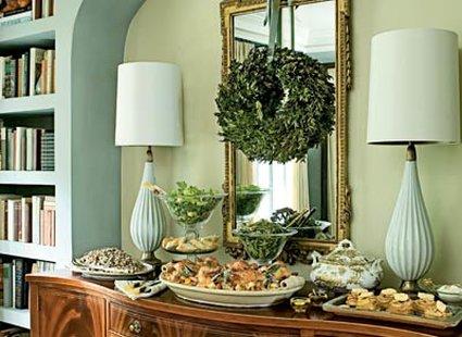 lustro na święta