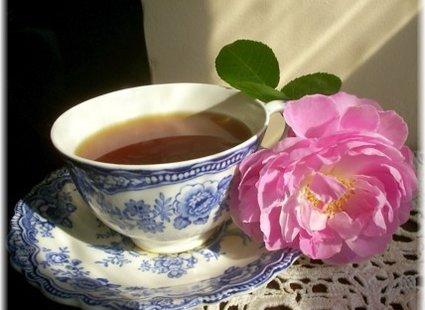 Herbata różana