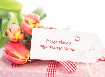 prezenty na Dzień Matki