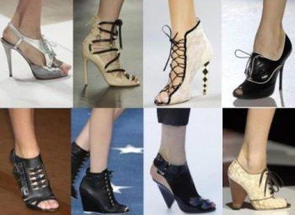 Buty sznurowane