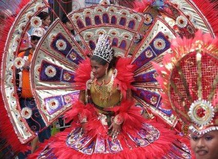 Karnawał w Meksyku