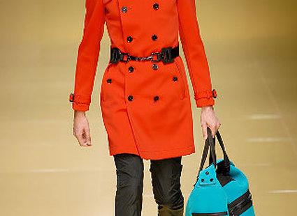 Burberry, moda wiosna 2008