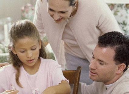 Pomoc rodziców w nauce
