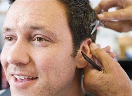 obcinanie włosów