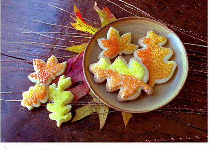 Ciasteczka jesienne