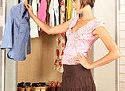 Przegląd garderoby