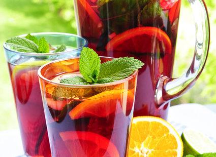 dobieranie napojów do potraw - krok 1