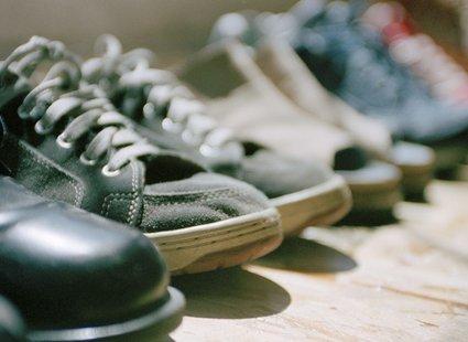 wróżby andrzejkowe - przestawianie butów