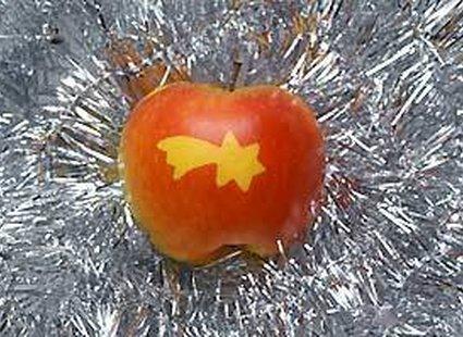 Jabłka bożonarodzeniowe