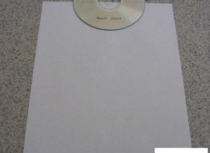 Instrukcja robienia opakowania na CD 1