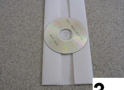 Instrukcja robienia opakowania na CD 3