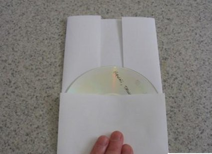 Instrukcja robienia opakowania na CD 4