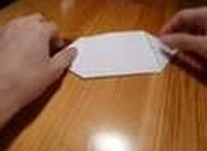 pudełko z papieru