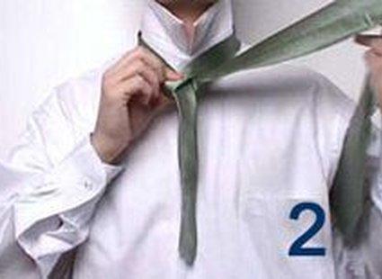 Wiązanie Krawata 2