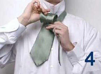 Wiązanie Krawata 4