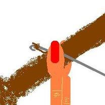 Pielęgnacja dredów - szydełko