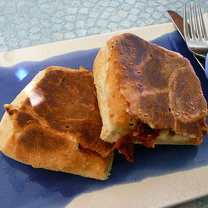 turecki chleb