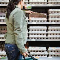 Kupowanie jajek