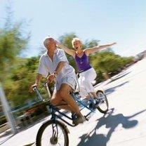 Jazda na rowerze - senior