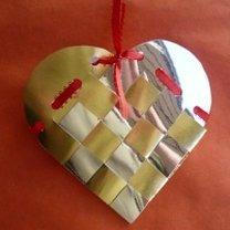 koszyk - serce