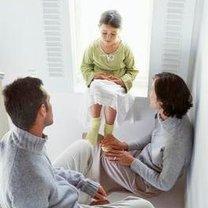 rozmowa z dzieckiem o rozwodzie