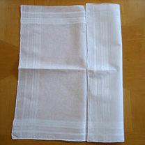 Składanie chusteczek - męska koszula 2