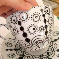 dekoracja ceramiki