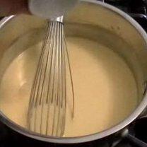 sos serowy 8