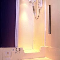 Oświetlenie prysznica