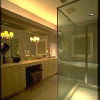 instalacja oświetleniowa w suficie podwieszanym