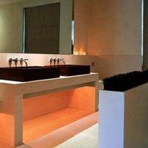 Dekoracyjne oświetlenie łazienki
