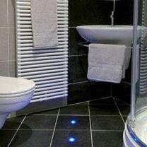 Dekoracyjne oświetlenie łazienki 2