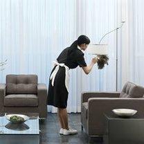 czyszczenie lamp i abażurów