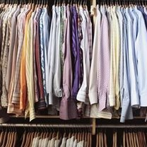 przechowywanie odzieży